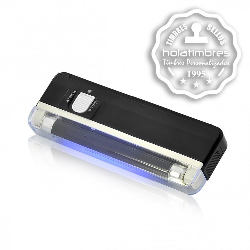 Linterna ultravioleta (UV)