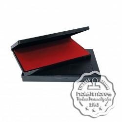 Tampón extra grande para timbre manual rojo