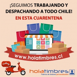 🔴🔴🔴 www.holatimbres.cl En #Cuarentena seguimos trabajando para el éxito de tu negocio. Visítanos en M. A. Matta 2617, esquina de Prat en #Antofagasta o #QuedateEnTuCasa y haz tu pedido por WhatsApp al +56552452109 Escríbenos al correo hola@holatimbres.cl #Delivery  #Antofagasta 🇨🇱 . . . . . . . #Love #InstaChile #Chile #beautifulday #Pyme #imprenta #Printer #Color #Happy #Instagood #Fashion #InstaGood #Transbank #rubberstamps #InstaChile #InstaAntofagasta #Sellos #stampset #Timbre #Timbredegoma #HechoAMano #Stamps #pocket #emboss #Vintage #Delivery #Garantia #Warranty .