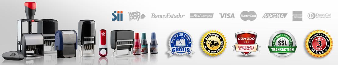Somos una tienda especializada en la fabricación de timbres y sellos de goma, con más de 24 años apoyando tu desarrollo.
